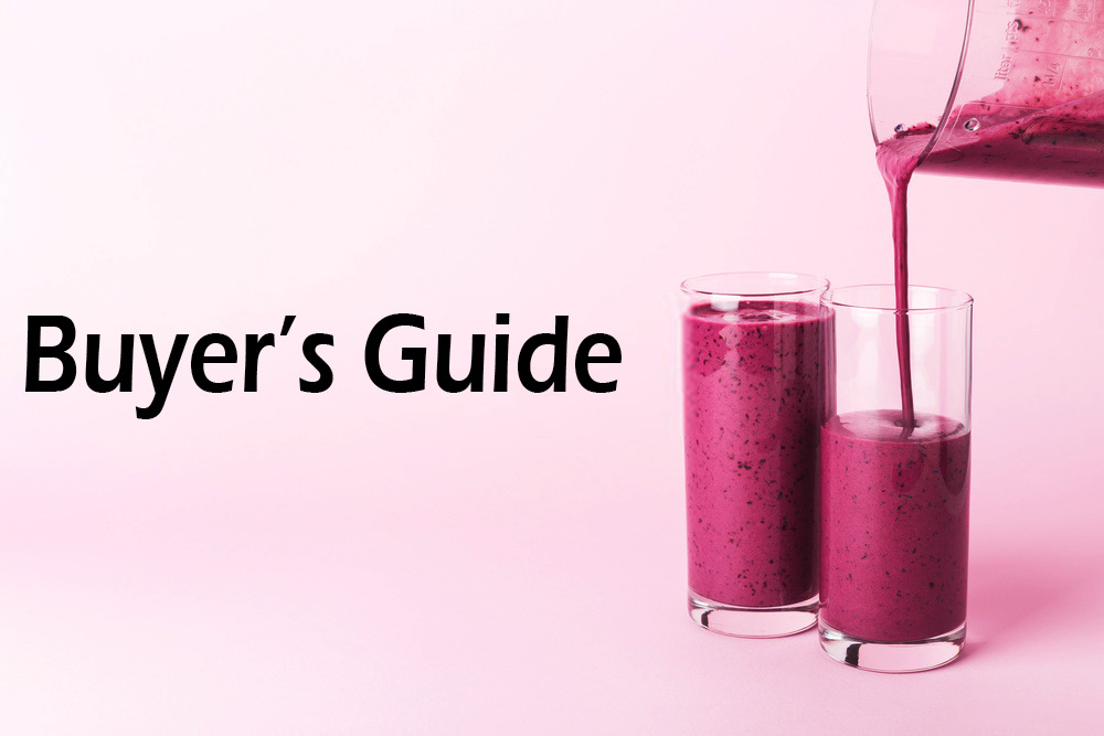 Buyers Guide - Best Blender for Raw Smoothies