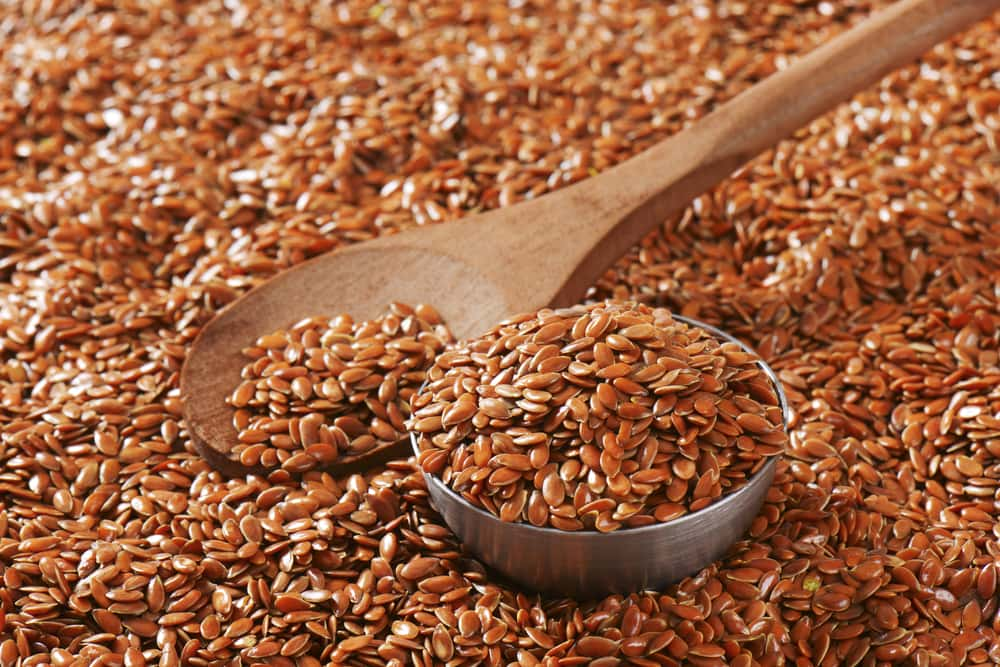 grind flaxseed in blender