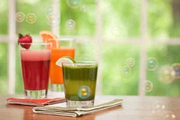 picture of juice in a glass