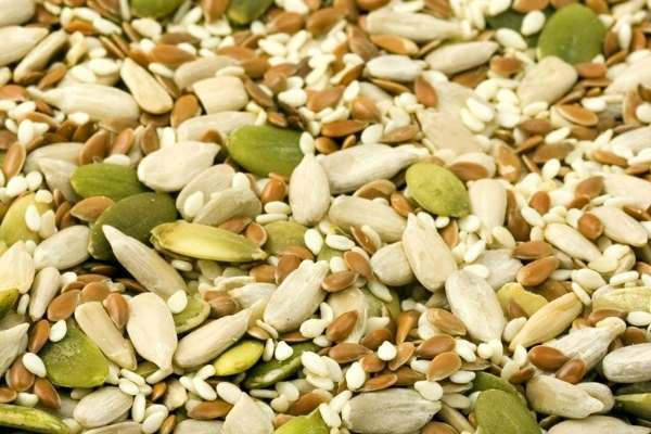 picture of nuts and seeds